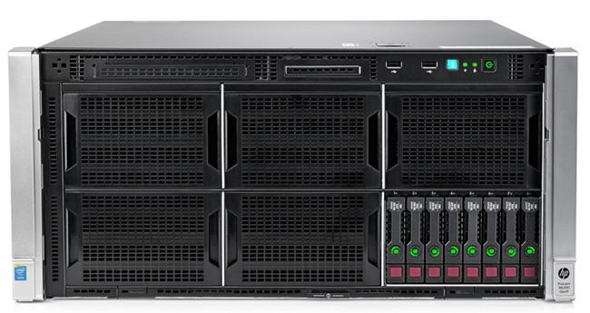 Сервер HP ML350 Gen9