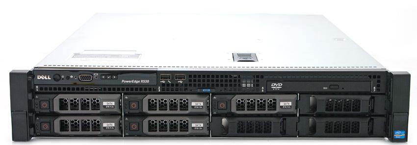 Сервер Dell R530