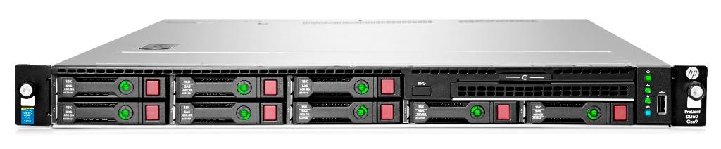 Сервер HP DL160 Gen9