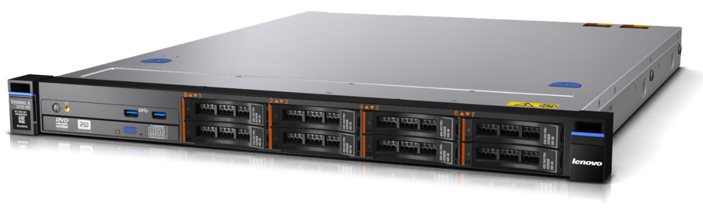 Сервер Lenovo x3250 M5