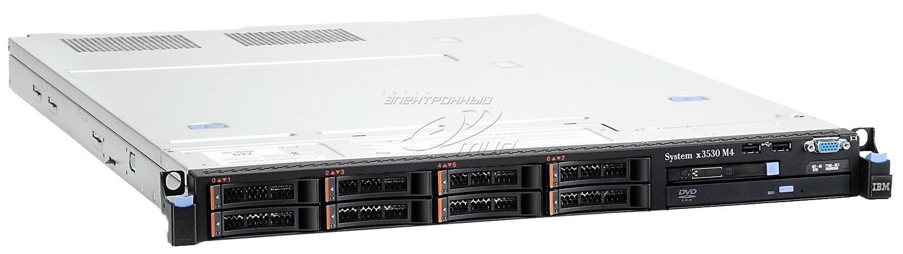 Сервер IBM x3530 M4