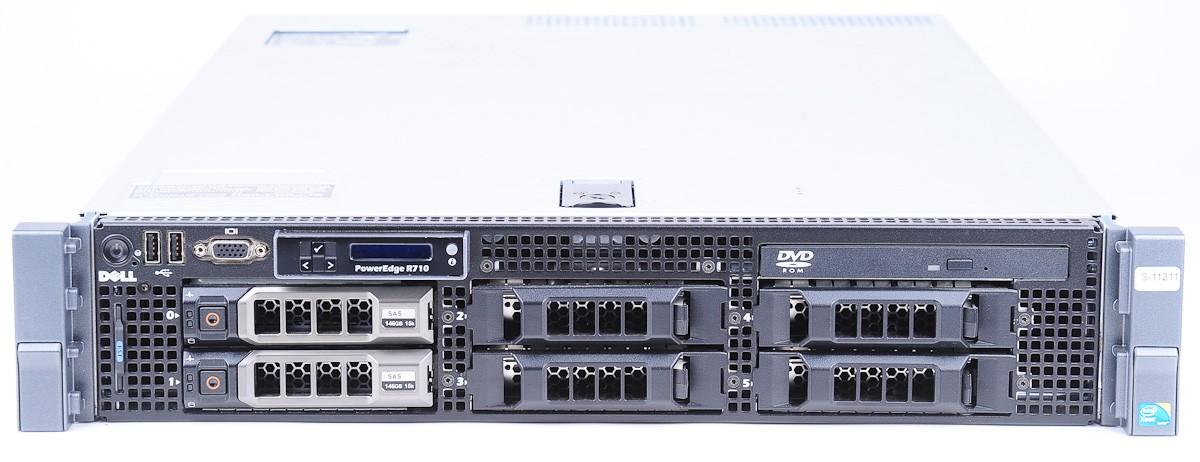 Сервер Dell R710