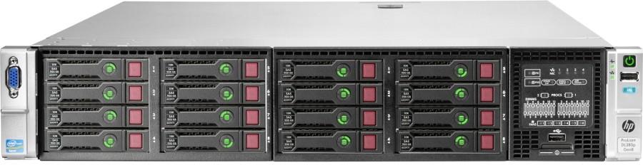 Сервер HP DL380 Gen9 16×2,5″