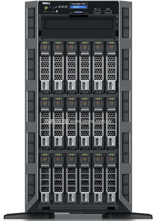 Модель Dell T630