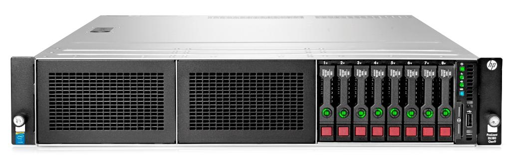 Модель HP DL180 Gen9