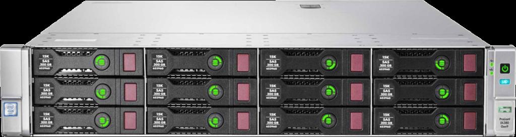 демо хостинг сервера