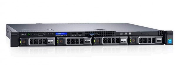Сервер Dell R230