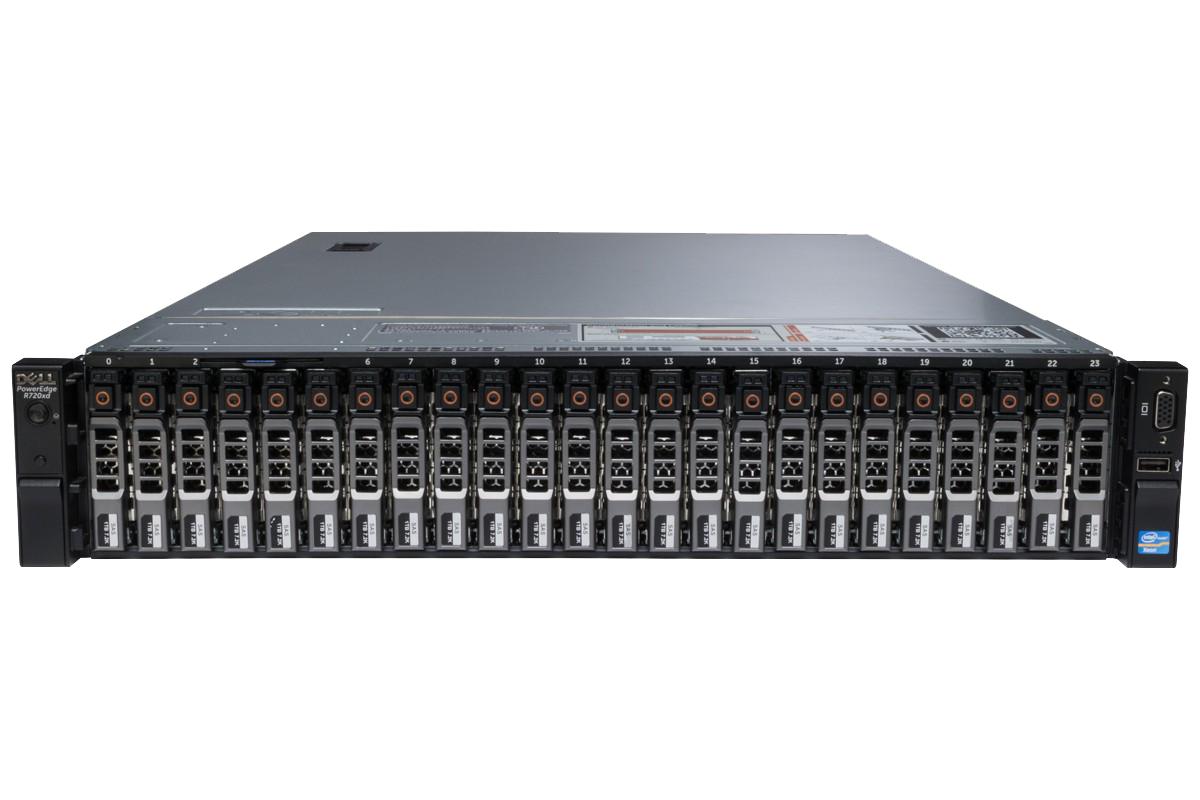 Сервер Dell PowerEdge R720xd