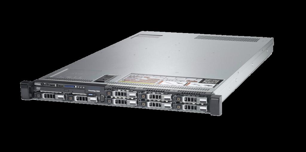 Сервер Dell PowerEdge R620