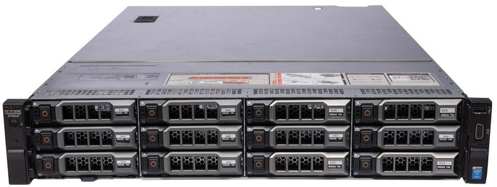 Сервер Dell R730xd 12*3.5