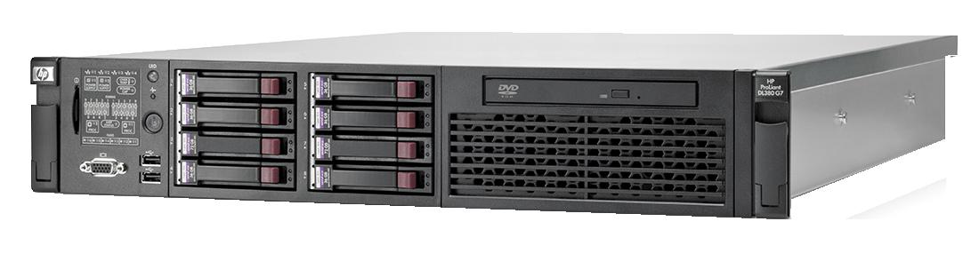 Сервер HP DL380 G7