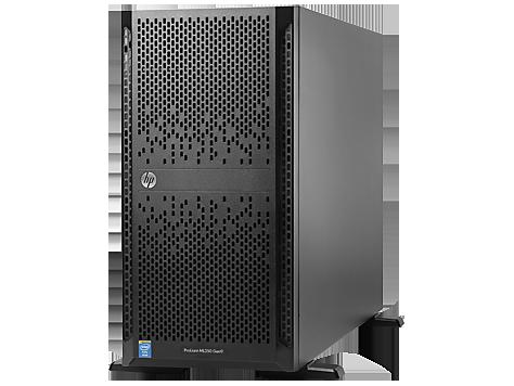 Модель HP ML350 Gen9