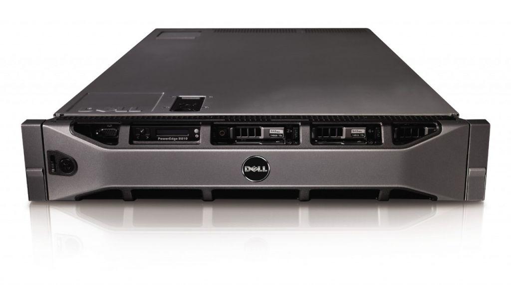 Модель Dell R510