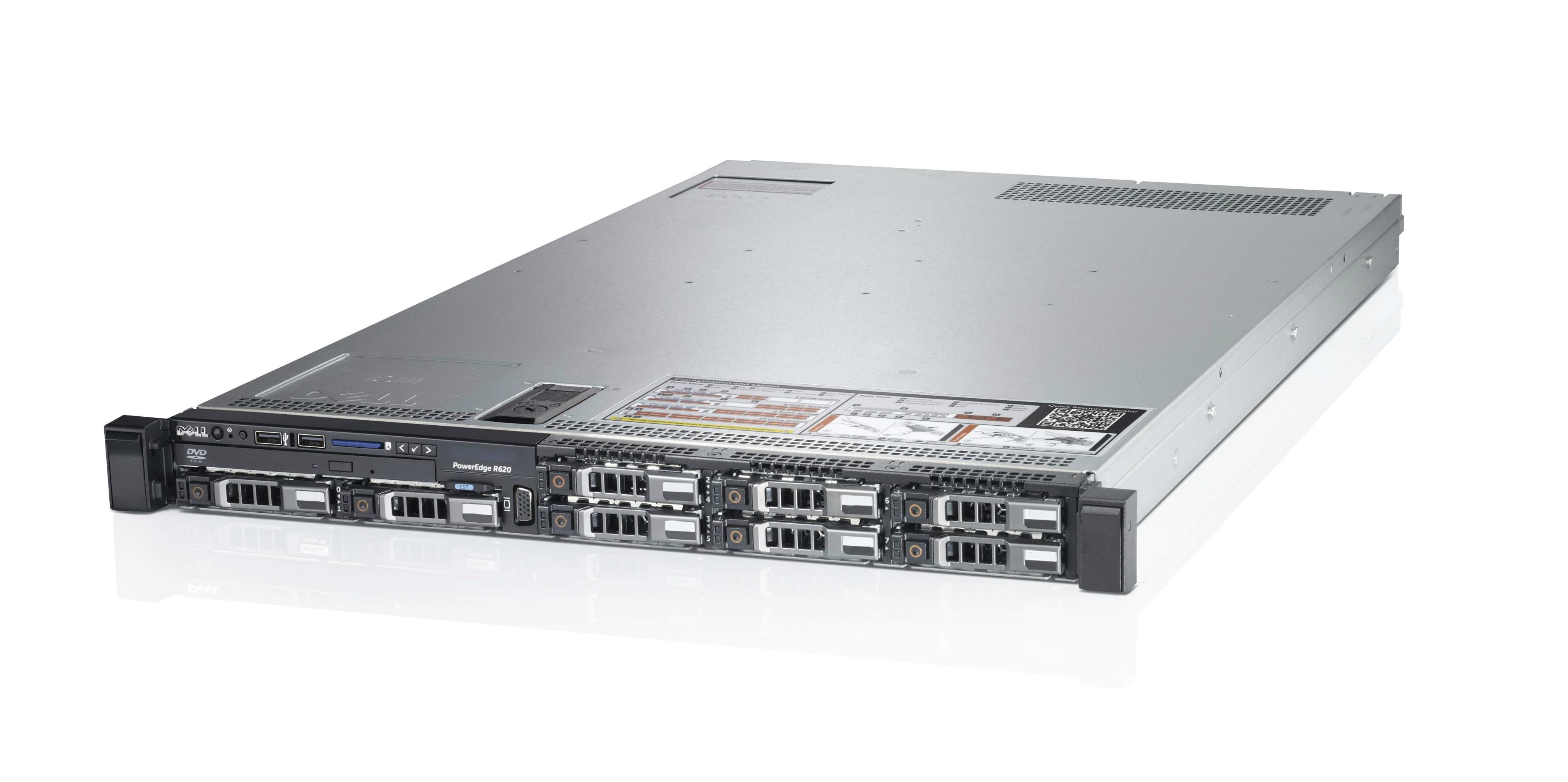 Сервер Dell R620 8х2.5″
