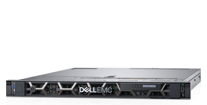 Сервер Dell EMC PowerEdge R640 (8×2,5″)