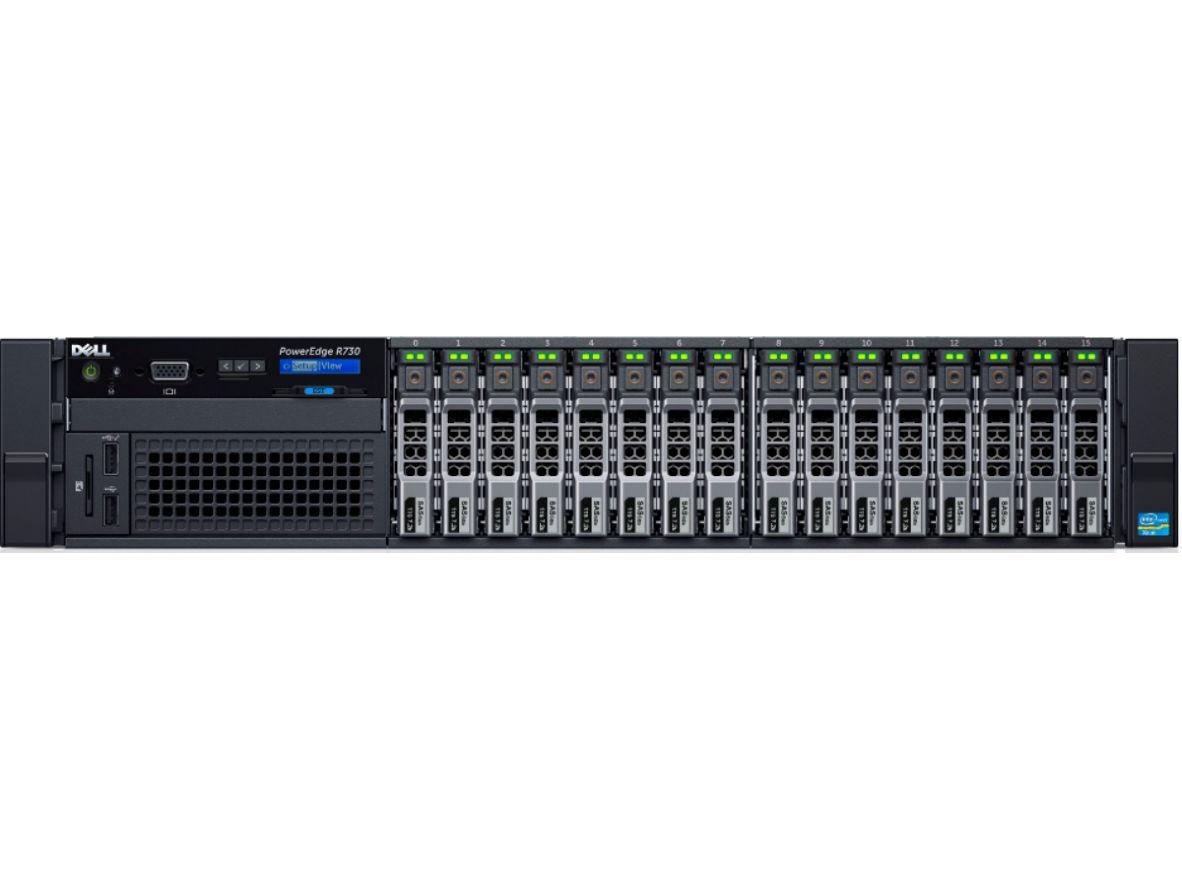 Сервер Dell R730 2.5″