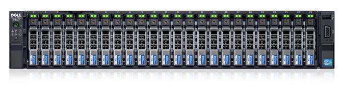 Сервер Dell R730xd