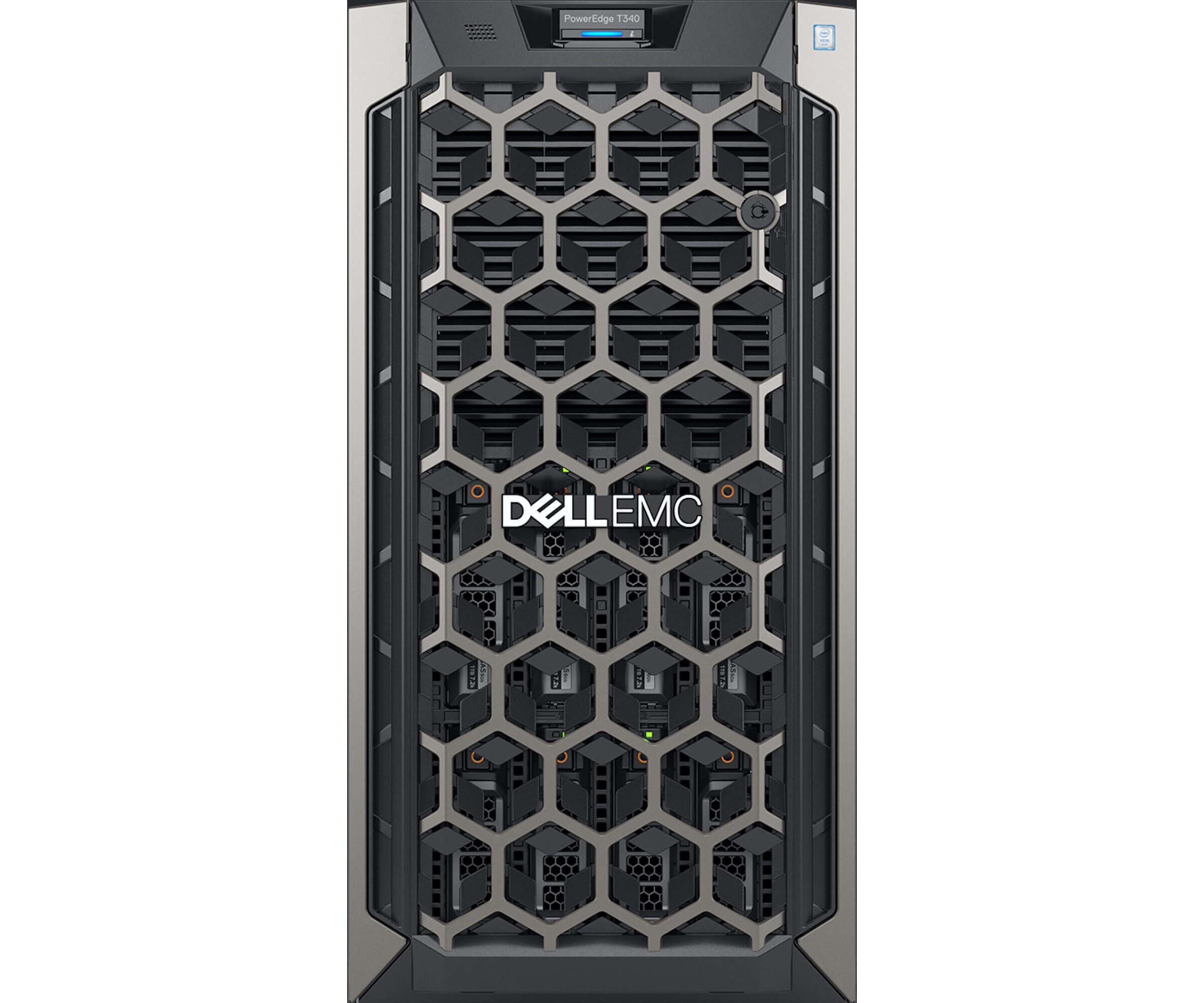Сервер Dell T340 8×3.5″