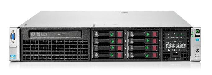 Сервер HPE ProLiant DL380p Gen8