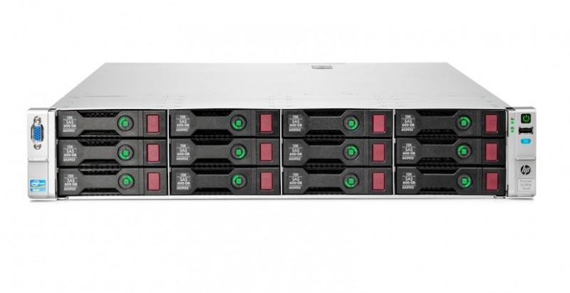 Сервер HP DL380e Gen 8