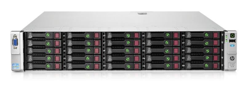 Сервер HPE ProLiant DL380e Gen8