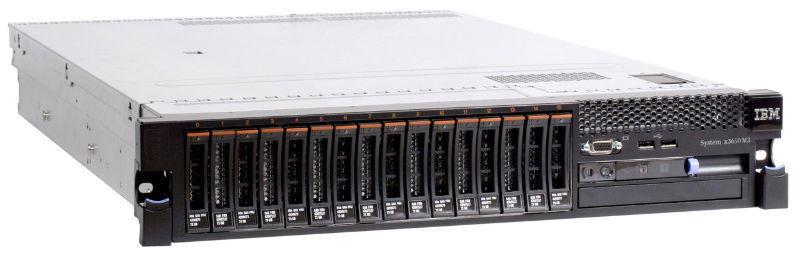 Модель IBM x3650 M3