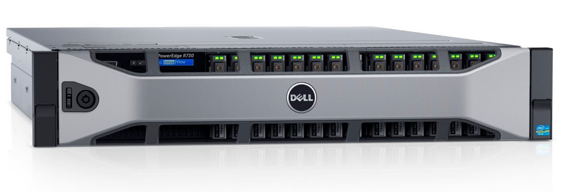 Сервер Dell PowerEdge R730
