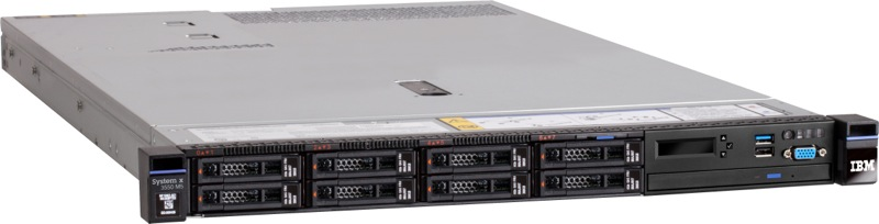Сервер Lenovo x3550 M5