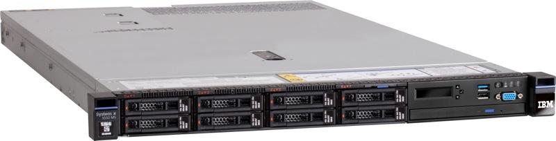 Модель IBM x3550 M5